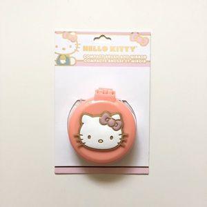3/$30 Hello Kitty Sanrio Foldable Travel Hairbrush